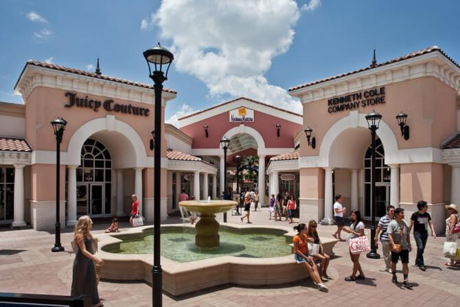 things to do in orlando:Premium Outlets