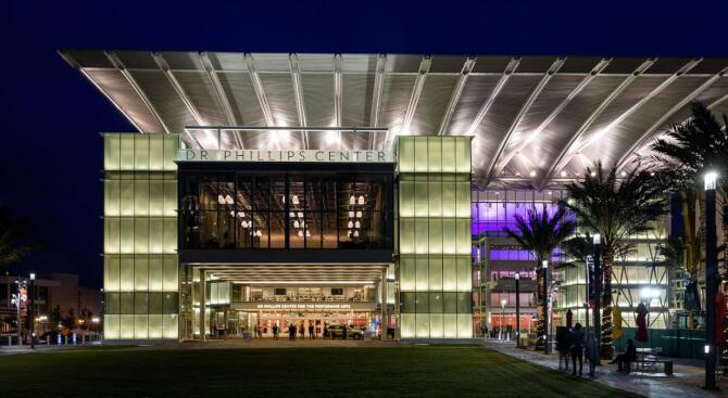 things to do in orlando:Dr. Phillips Center
