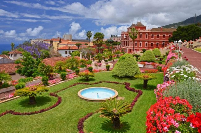 things to do in tenerife:Botanical Gardens