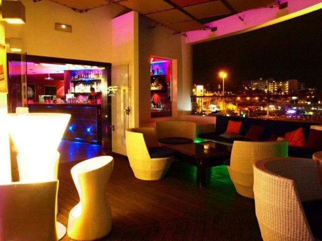 things to do in tenerife:Moonlight bar