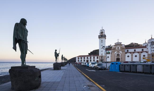 things to do in tenerife:Basilica