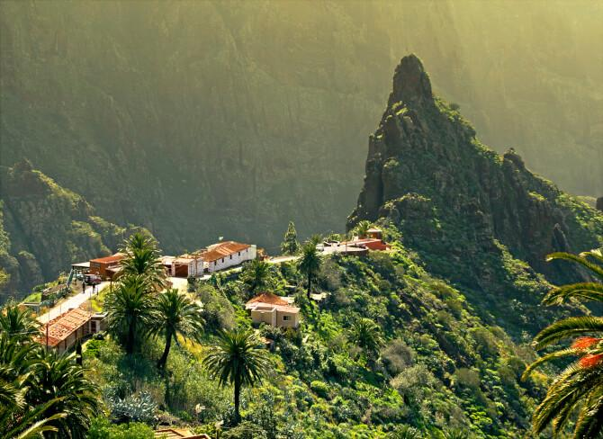 things to do in tenerife:Masca Valley
