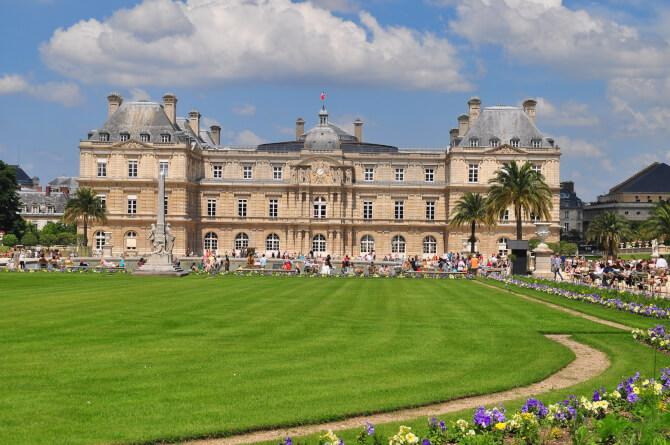 Top 20 things to do in Paris: The Luxeumbourg Palace