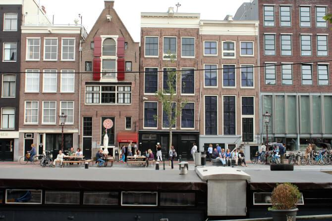 Top 20 things to do in Amsterdam: The Anne Frank House - high among the things to do in Amsterdam