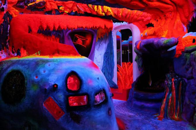 Top 20 things to do in Amsterdam: A larger exhibit at the Electric Ladyland