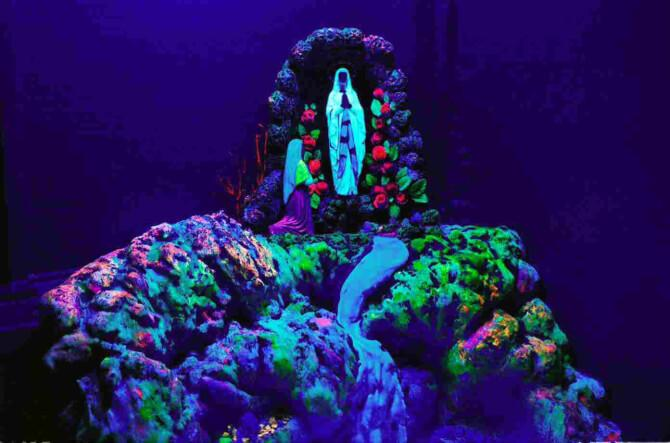 Top 20 things to do in Amsterdam: A smaller sculpture at the Electric Ladyland