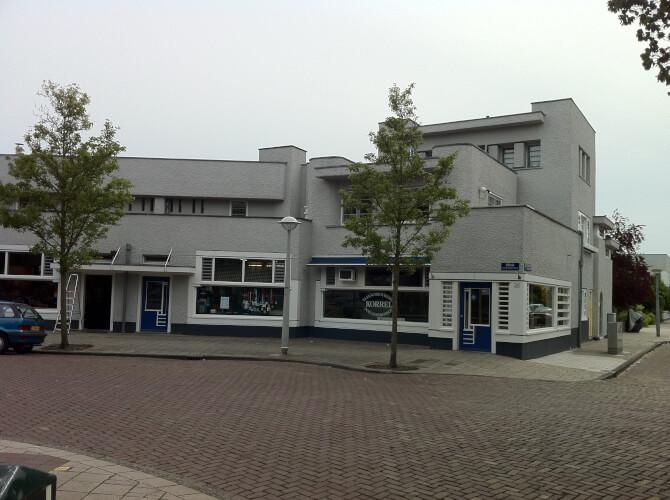 Top 20 things to do in Amsterdam: The concrete buildings of Betondorp