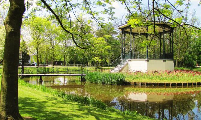 Top 20 things to do in Amsterdam: Vondelpark