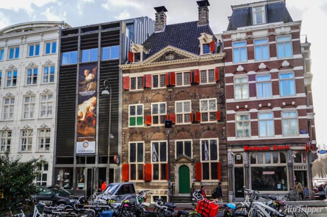 Top 20 things to do in Amsterdam: Rembrandt House Museum
