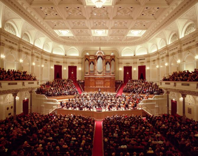 Top 20 things to do in Amsterdam: The inside of the Concertgebouw