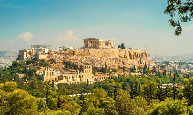 Top 20 things to do in Athens: The Acropolis of Athens
