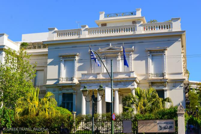 Top 20 things to do in Athens: Benaki Museum