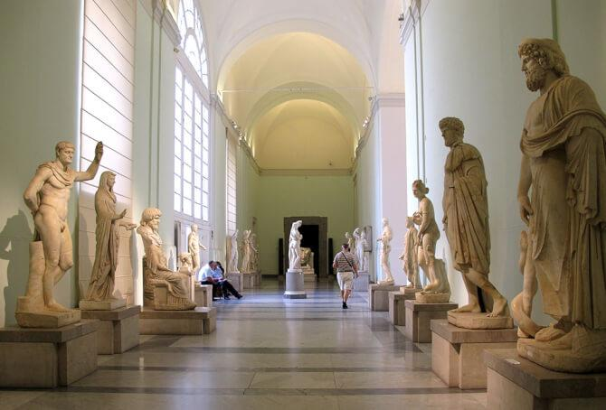 Top 20 things to do in Athens: An array of sculptures at the National Archaeological Museum