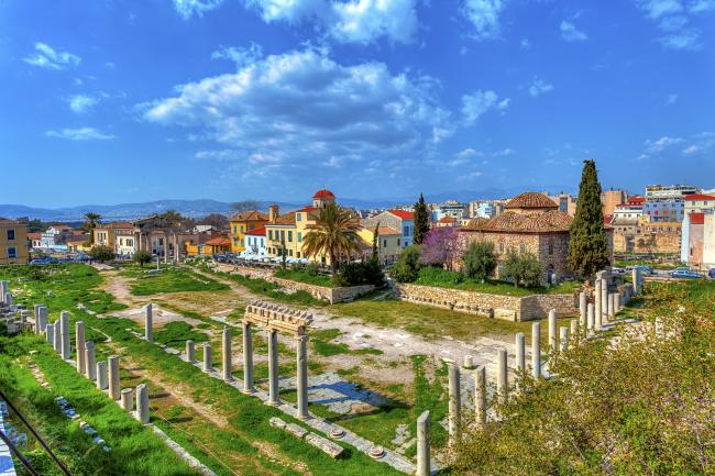 Top 20 things to do in Athens: The site of the Ancient Agora