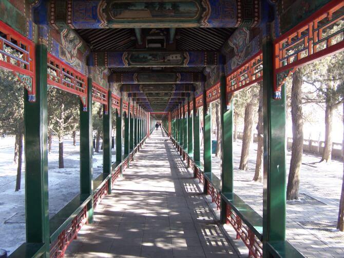 Top 20 things to do in Beijing: Long Corridor