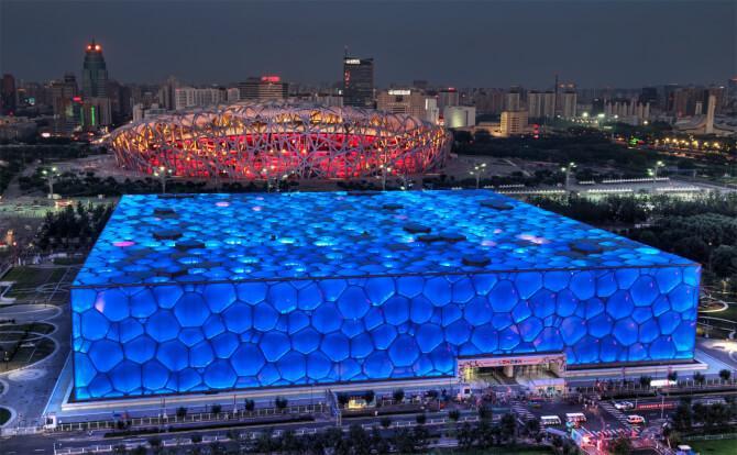 Top 20 things to do in Beijing: Beijing National Aquatics Center