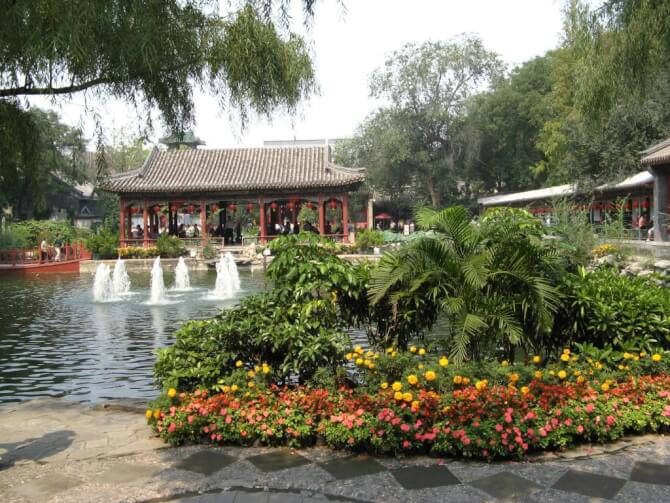Top 20 things to do in Beijing: The Imperial Garden