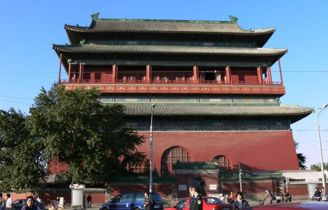 Top 20 things to do in Beijing: Gulou, the Drum Tower