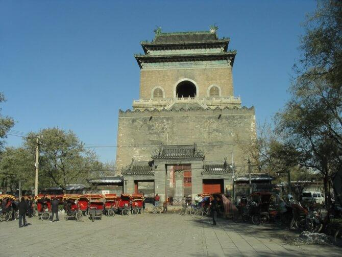 Top 20 things to do in Beijing: Zhonglou, the Bell Tower