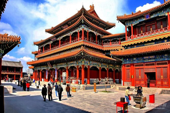 Top 20 things to do in Beijing: Yonghe Temple