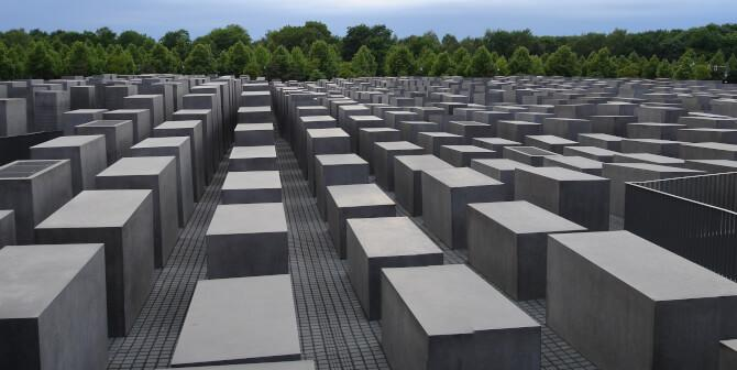 Top 20 things to do in Berlin: The Memorial to the Murdered Jews of Europe
