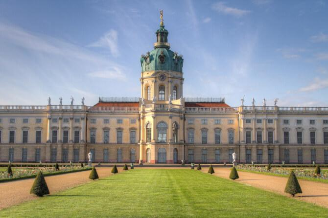 Top 20 things to do in Berlin: The Charlottenburg Palace