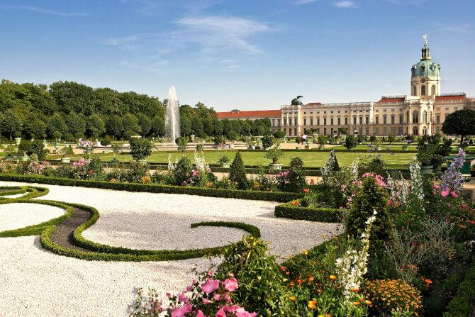 Top 20 things to do in Berlin: The Gardens of Charlottenburg Palace