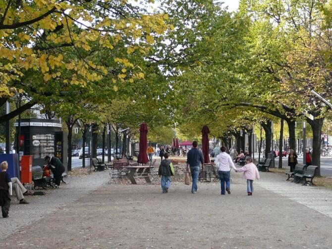 Top 20 things to do in Berlin: The walkway of the Under den Linden - a hub for the best things to do in Berlin