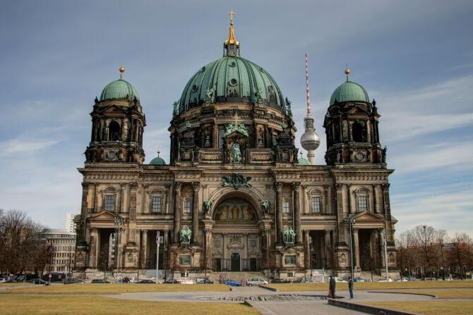 Top 20 things to do in Berlin: The Berlin Cathedral
