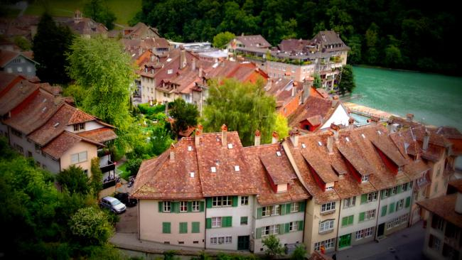 Top 20 things to do in Bern: Old City of Bern - a must-see among the top 20 things to do in Bern