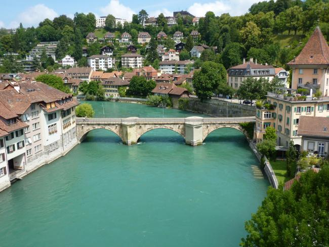 Top 20 things to do in Bern: Untertorbrücke