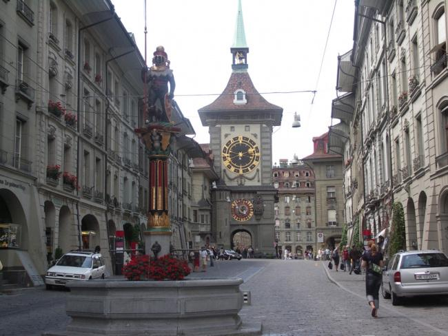 Top 20 things to do in Bern: Zytglogge