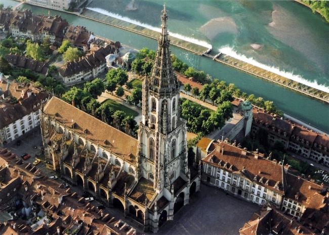 Top 20 things to do in Bern: Bern Minster