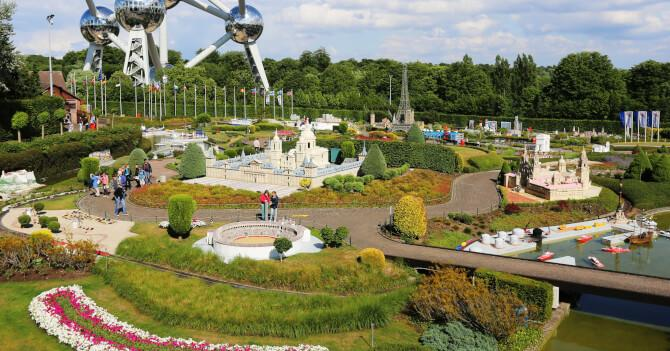 Top 20 things to do in Brussels: Mini-Europe