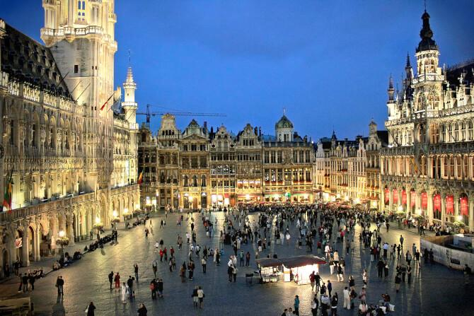 Top 20 things to do in Brussels: Grand Place