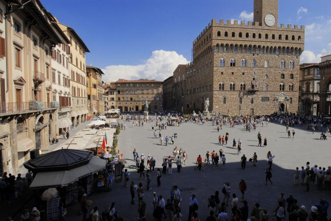 Top 20 things to do in Florence: Piazza della Signoria