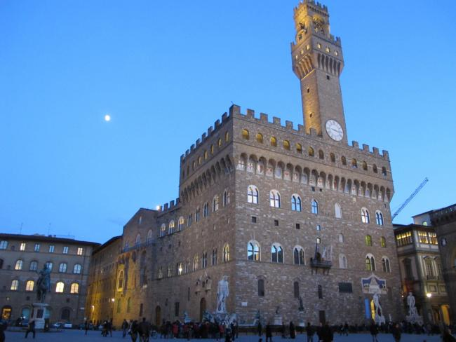 Top 20 things to do in Florence: Palazzo Vecchio