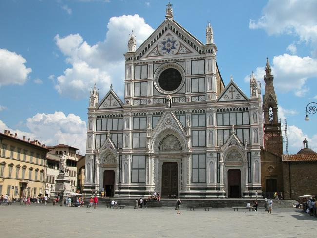 Top 20 things to do in Florence: Santa Croce