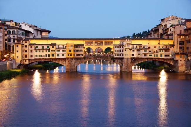 Top 20 things to do in Florence: Ponte Vecchio