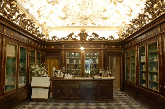 Top 20 things to do in Florence: Santa Maria Novella Pharmacy