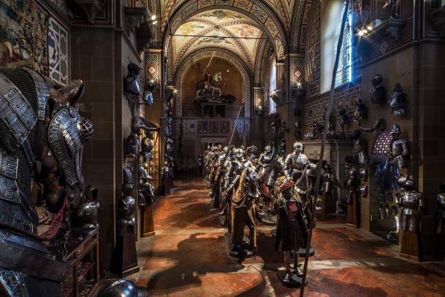 Top 20 things to do in Florence: Stibbert Museum