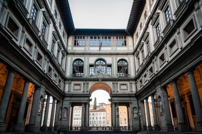 Top 20 things to do in Florence: Uffizi Gallery