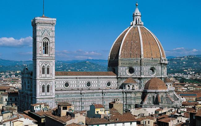 Top 20 things to do in Florence: Florence Cathedral - a must-see on the list of things to do in Florence