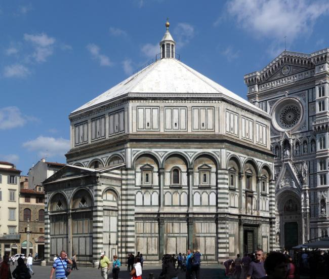 Top 20 things to do in Florence: Florence Baptistery