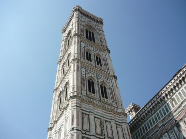 Top 20 things to do in Florence: Campanile di Giotto