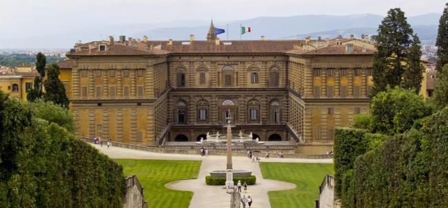 Top 20 things to do in Florence: Palazzo Pitti