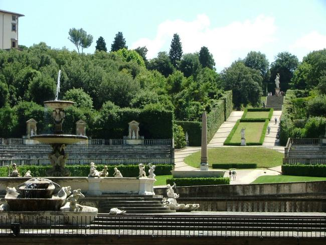 Top 20 things to do in Florence: Boboli Gardens