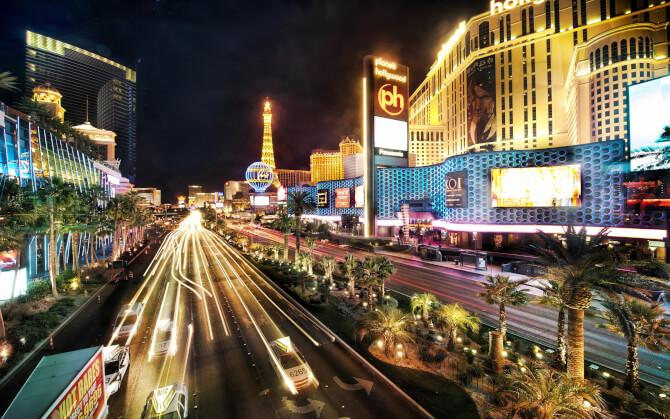 Top 20 things to do in Las Vegas: The Las Vegas Strip - unmissable for those looking for the best things to do in Las Vegas