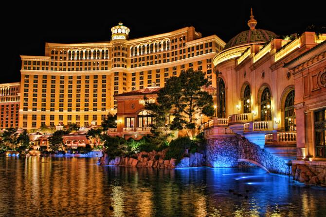 Top 20 things to do in Las Vegas: The Bellagio hotel