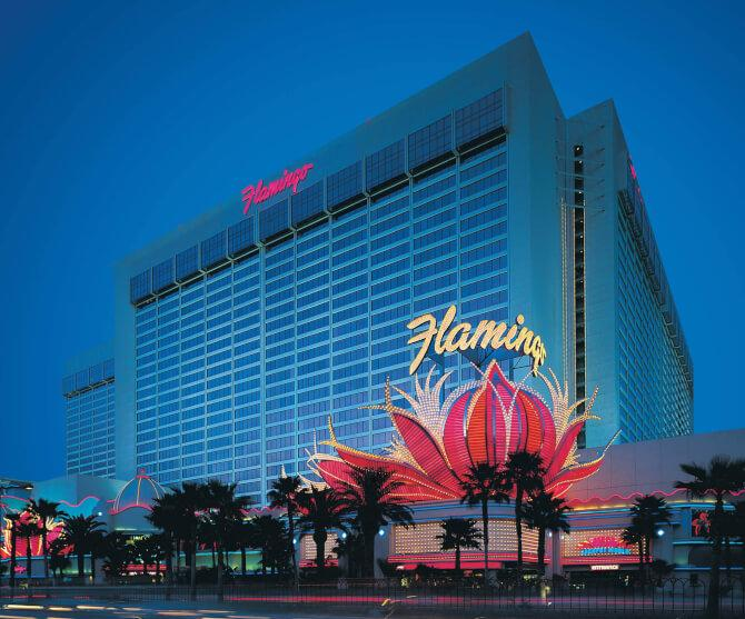 Top 20 things to do in Las Vegas: The Flamingo Las Vegas
